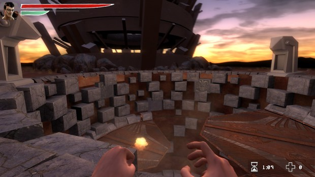 New Free DLC: 'The Pit' challenge levels