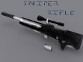Update 2-sniper rifle, and the new shotgun wip