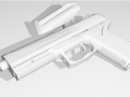 All weapons models are finished