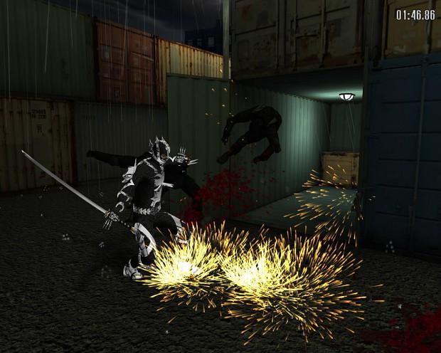New level screenshots and concept arts