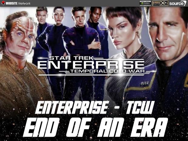 Enterprise - TCW - The End of an Era