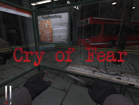 Interview with me about Cry of Fear