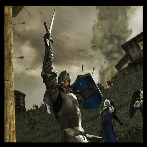 Age of Chivalry - Optimization and Bugfix Patch Released
