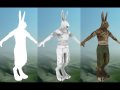 Ambient occlusion for characters