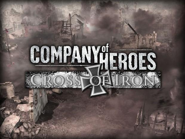 Cross of Iron Announced
