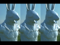 Soft normal maps for fur