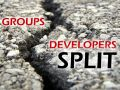 Group / Developers & Publishers Split