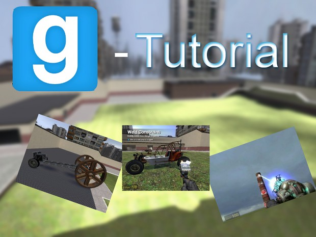 Garrysmod-How to make a simple catapult