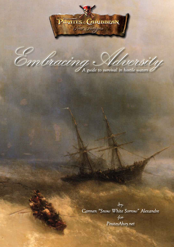 Pirates of the Caribbean as naval warfare school? Why not?