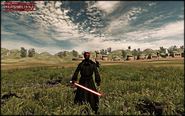 Star Wars Conquest 0.9.0.1 Released