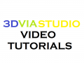3DVia Studio Basics (Video Tutorials)