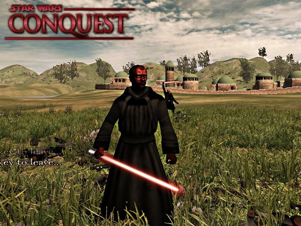 Star Wars Conquest 0.9.0.2 Released