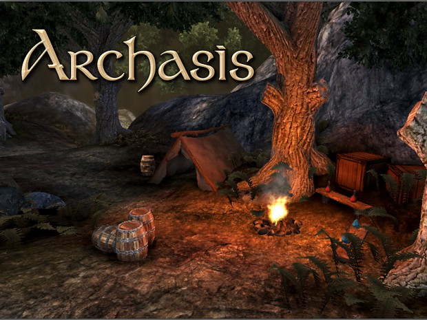 Archasis Moves to UDK