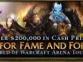 World of WarCraft 2010 Arena Tournament Begins!