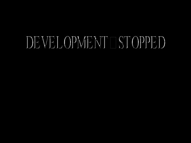 Development Cancelled