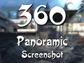 How To Create 360 Degree Panoramic Screenshots