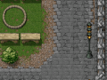 [WIP] Implementing People, Interaction, Scaling and Weapons