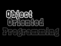 Object-oriented programming - a practical guide