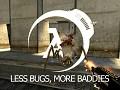 Modular Combat 2.0.1: Less bugs, more baddies!