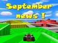 September news !