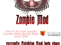 ZombieMod 3.0 for OrangeBox finally hits the shelves!