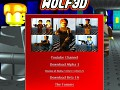 LegoWolf3D website & logo given facelift