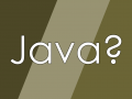 Listening to events in Java.