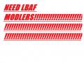 NEED LBAF MODELERS!!!