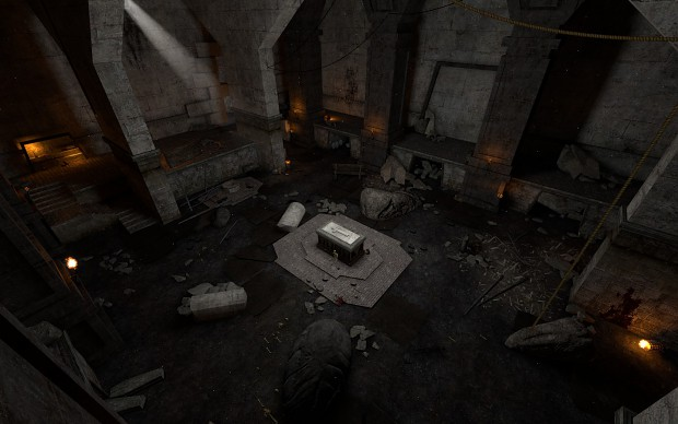 32 Maps Released and A Reflection on Age of Chivalry