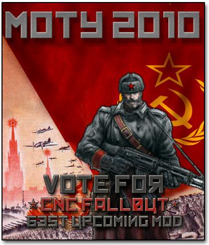 ModDB Mod of the Year 2010