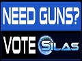 Silas needs your vote!
