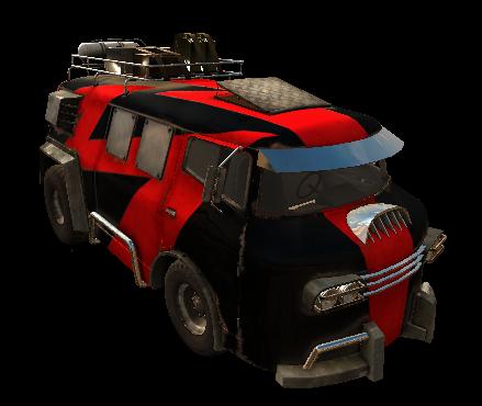 FUEL - Advanced Avatar & Vehicle Customization