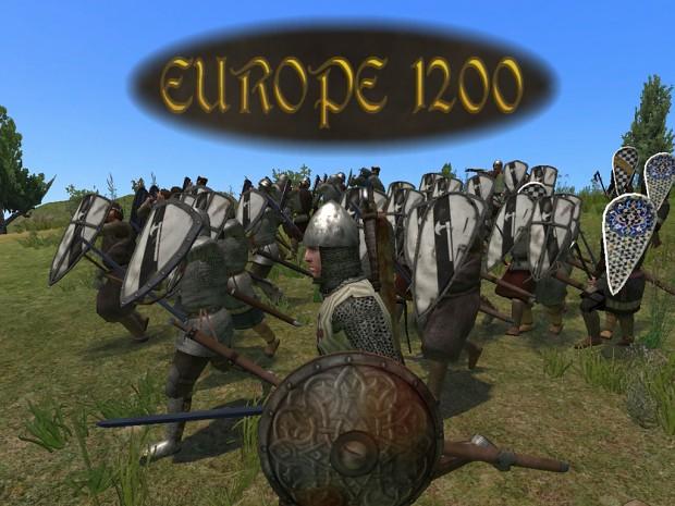 скачать мод ad 1200 на mount and blade warband