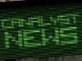 Canalyst Christmas News