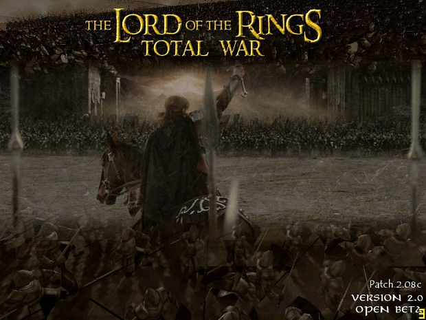 Lord of the Rings Total War Updates