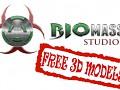 Free 3d Model Pack #1
