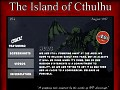 The Island of Cthulhu Mod launching CthulhuIsland.com