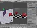 Blender 2.5.x video tutorials by Neal Hirsig