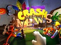 First video of the movements of Crash Bandicoot