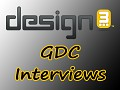 design3's GDC Interview List - Ask Your Questions!