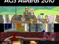 JD wins game of the year at the AGS AWARDS