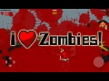 I love... What? Zombies?