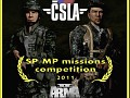 ČSLA SP/MP missions competition 2011