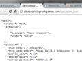 Athmos RESTful API