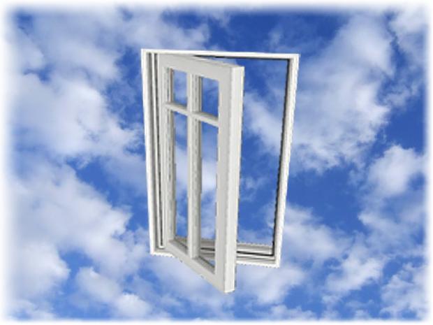 An Open Window: PLD +76