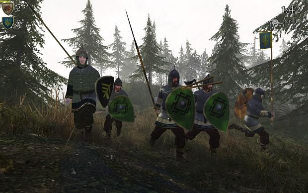 мод викинги на Mount And Blade Warband скачать - фото 2