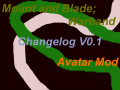 Changelog V0.1
