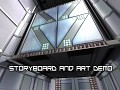 Radiant Escape - Storyboarding and an Art Demo