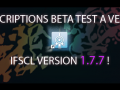 Beta Test Version 1.7.7