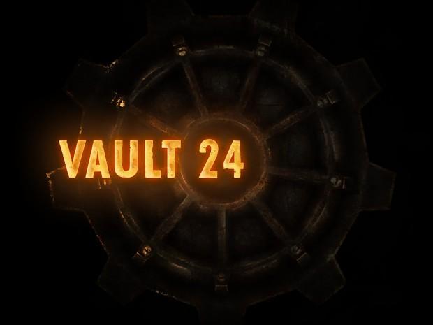 Vault 24 Alpha 0.8 Released